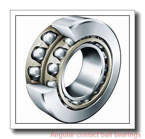 114,3 mm x 238,125 mm x 50,8 mm  RHP MJT4.1/2 angular contact ball bearings