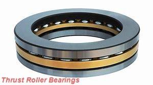 ISO 29292 M thrust roller bearings