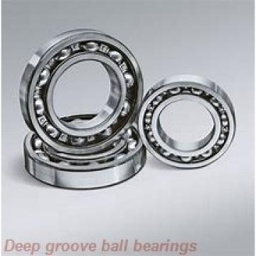 30 mm x 72 mm x 19 mm  ISB 6306-RS deep groove ball bearings