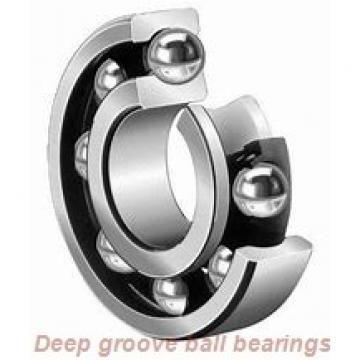 4 mm x 11 mm x 4 mm  FBJ F694ZZ deep groove ball bearings