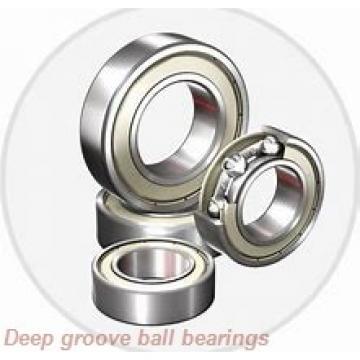 20 mm x 37 mm x 9 mm  ISB SS 61904-ZZ deep groove ball bearings