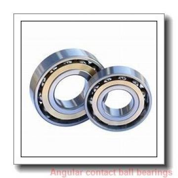 170 mm x 360 mm x 72 mm  NKE QJ334-N2-MPA angular contact ball bearings