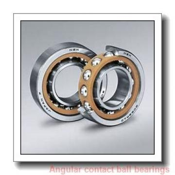 60 mm x 95 mm x 16,5 mm  NSK 60BTR10H angular contact ball bearings