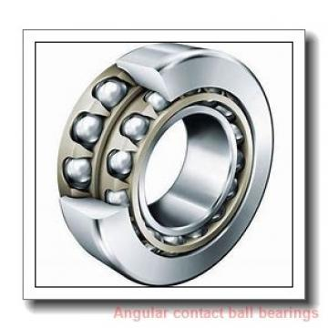 55,000 mm x 130,000 mm x 29,000 mm  NTN SX1165 angular contact ball bearings