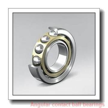 NSK BA260-6 angular contact ball bearings