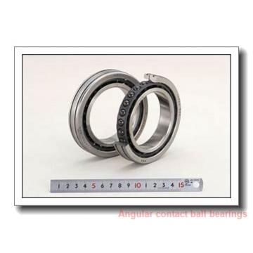 60 mm x 130 mm x 53,98 mm  Timken 5312W angular contact ball bearings