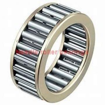 6 mm x 15 mm x 10 mm  JNS NA496M needle roller bearings
