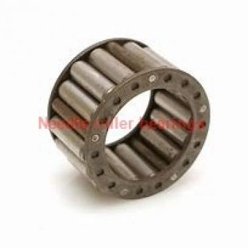 30 mm x 47 mm x 17 mm  NSK NA4906 needle roller bearings