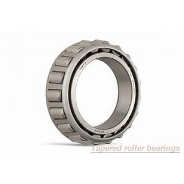 Toyana 52393/52618 tapered roller bearings