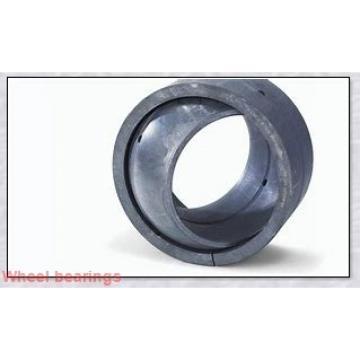 Toyana CX292 wheel bearings