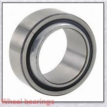 Toyana CX025 wheel bearings