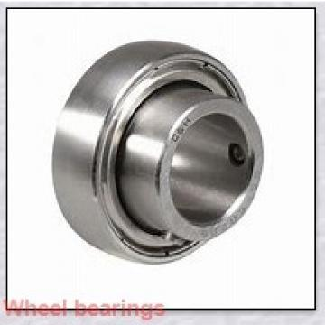 Toyana CX408 wheel bearings