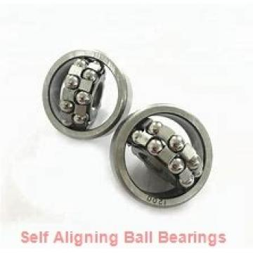 75 mm x 160 mm x 37 mm  NKE 1315-K self aligning ball bearings