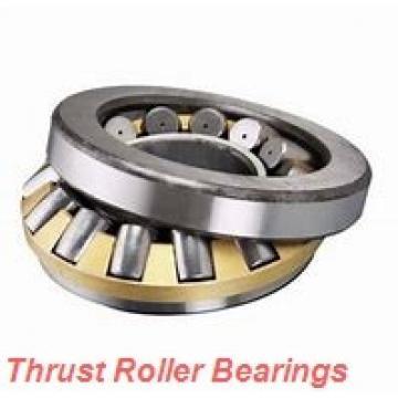 80 mm x 120 mm x 16 mm  IKO CRB 8016 thrust roller bearings
