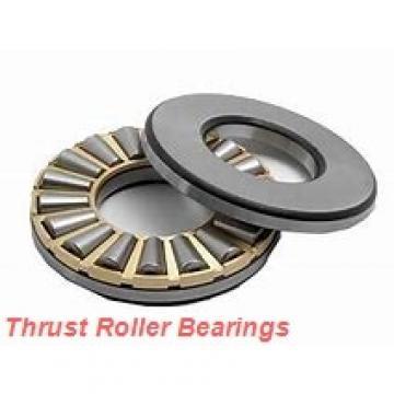 80 mm x 170 mm x 19 mm  NACHI 29416E thrust roller bearings