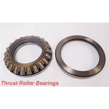 NBS K81272-M thrust roller bearings