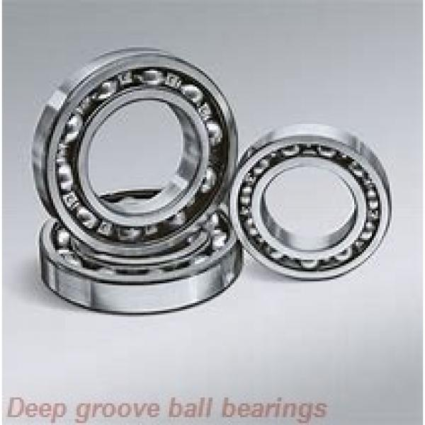10 mm x 22 mm x 6 mm  ZEN SF61900 deep groove ball bearings #1 image