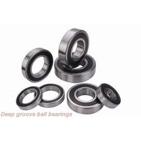 20 mm x 32 mm x 7 mm  NSK 6804VV deep groove ball bearings #1 image