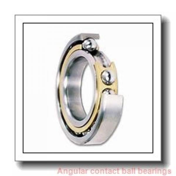30 mm x 55 mm x 13 mm  CYSD 7006CDF angular contact ball bearings #1 image