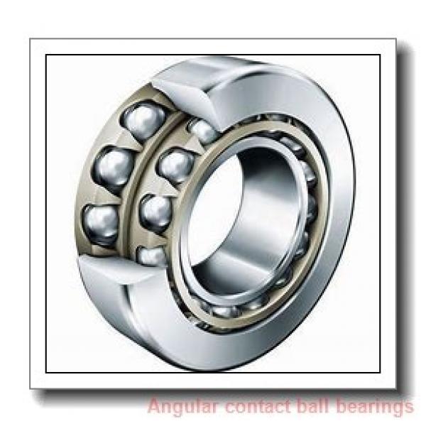 AST 7244C angular contact ball bearings #1 image