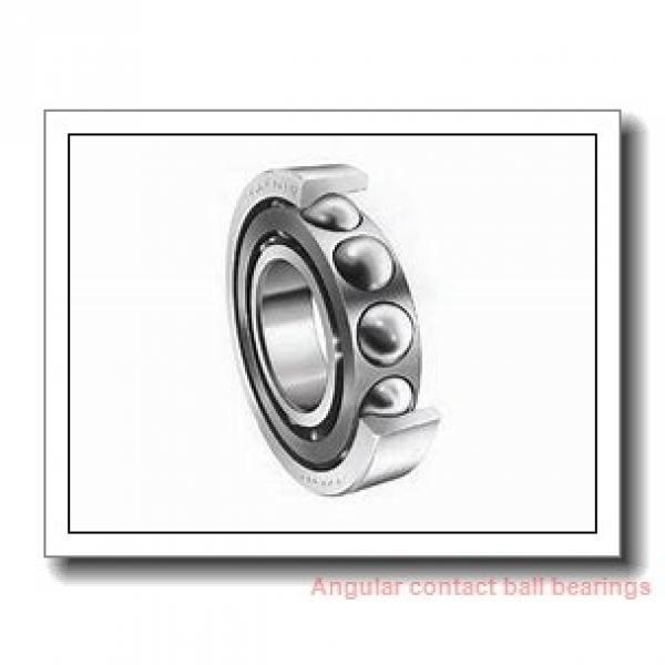 110 mm x 200 mm x 38 mm  ISB 7222 B angular contact ball bearings #1 image