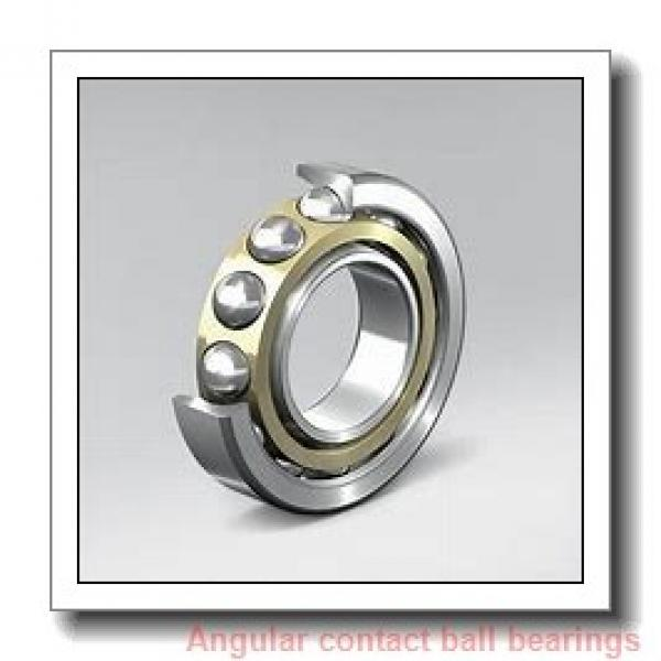 31,77 mm x 139 mm x 71,1 mm  PFI PHU2164 angular contact ball bearings #1 image