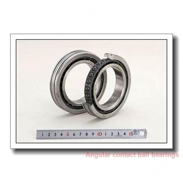 130 mm x 200 mm x 33 mm  NACHI 7026DB angular contact ball bearings #1 image