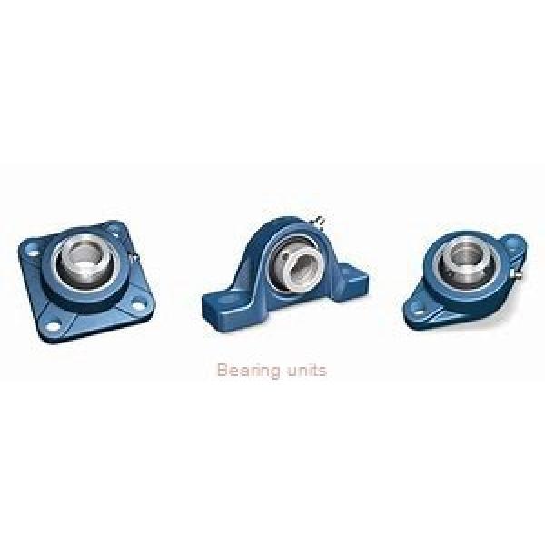 NACHI UCTU317+WU500 bearing units #1 image