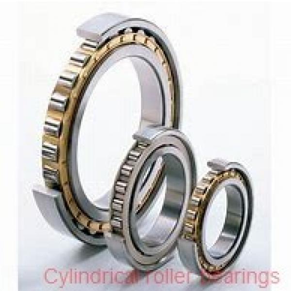 50 mm x 90 mm x 23 mm  FBJ NU2210 cylindrical roller bearings #1 image
