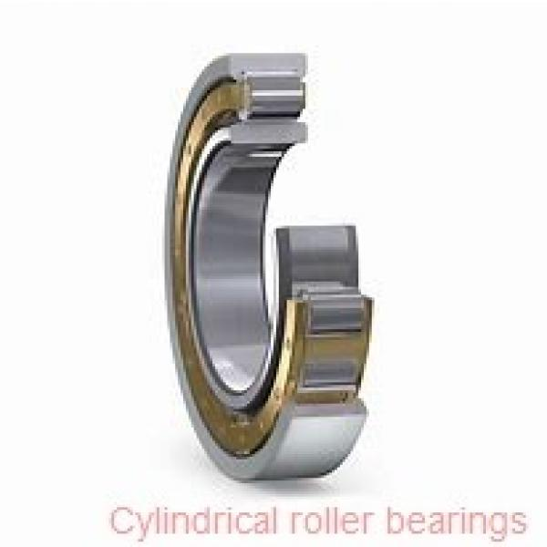35 mm x 100 mm x 25 mm  NTN NUP407 cylindrical roller bearings #1 image