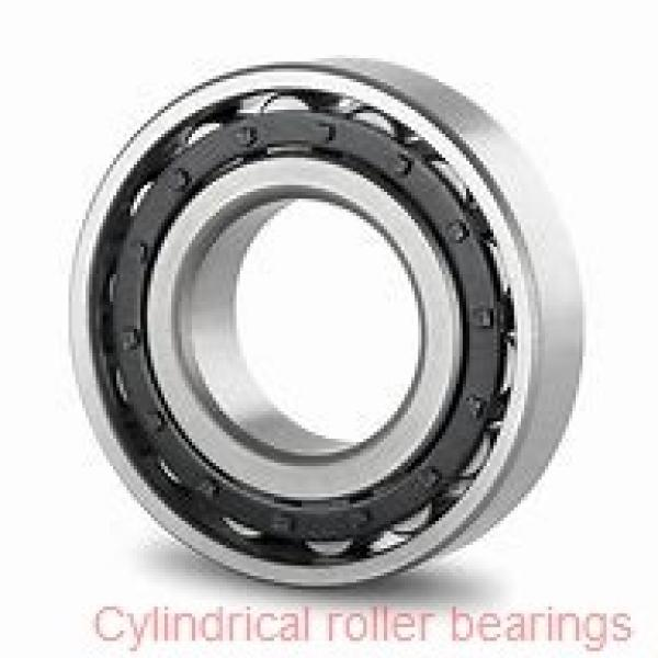 1320 mm x 1600 mm x 122 mm  ISO NU18/1320 cylindrical roller bearings #1 image