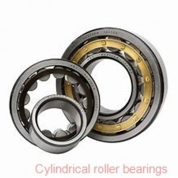 500 mm x 720 mm x 100 mm  NACHI NU 10/500 cylindrical roller bearings #2 image