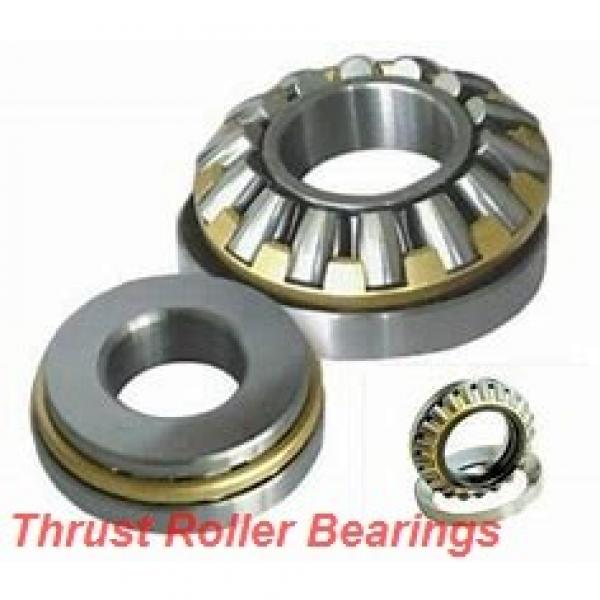 220 mm x 420 mm x 43 mm  NACHI 29444E thrust roller bearings #1 image